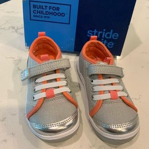 Stride Rite SR-Dakota Light Gray Baby Toddler